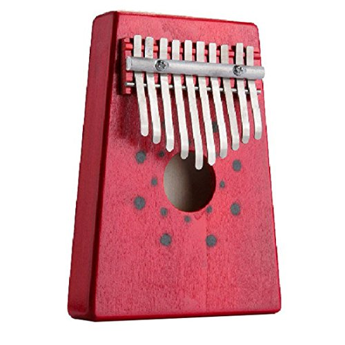 professional-portable-musical-redfunny-10-key-kalimba-mbira-thumb-piano-instrument-accompaniment-by-