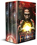 Games of Fire Trilogy: Elemental Magic & Epic Fantasy Adventure