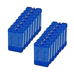 Kühlakkus blau, 2 x 200 ml