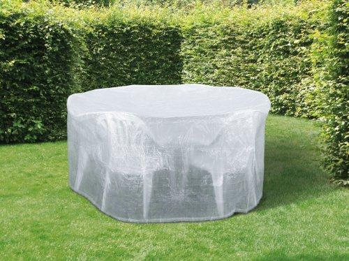 Friedola 15487Wehncke/Abdeckplane für die gesamte Tisch + Gartenstuhl 200x 95cm