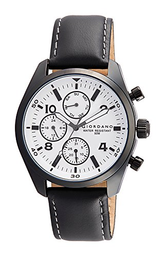 51xi8Bm1lpL - Giordano 1684 04 Mens watch