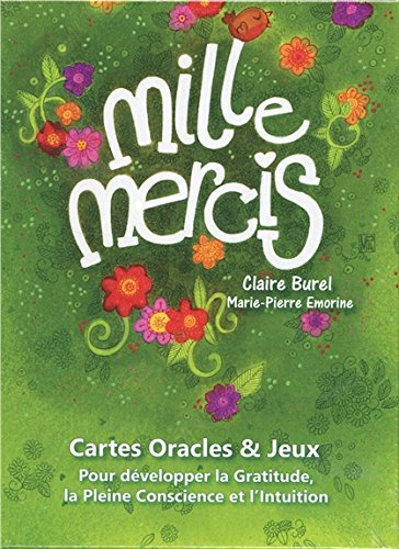 Mille Mercis Cartes Oracles