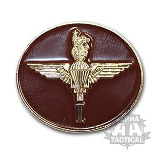 Alpha Tactical 1 PARA REGIMENT PIN BADGE