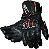 New RST Tractech Evo Ce 2583 Waterproof Motorcycle Glove Black