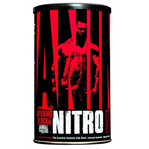 Universal Nutrition Animal Nitro 44 packs, 474 g