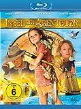 DVD Cover 'Die Insel der Abenteuer [Blu-ray]