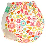 NEW prints Tots Bots T-pant trainer - size 2 (30-34 lbs) Flowerpower