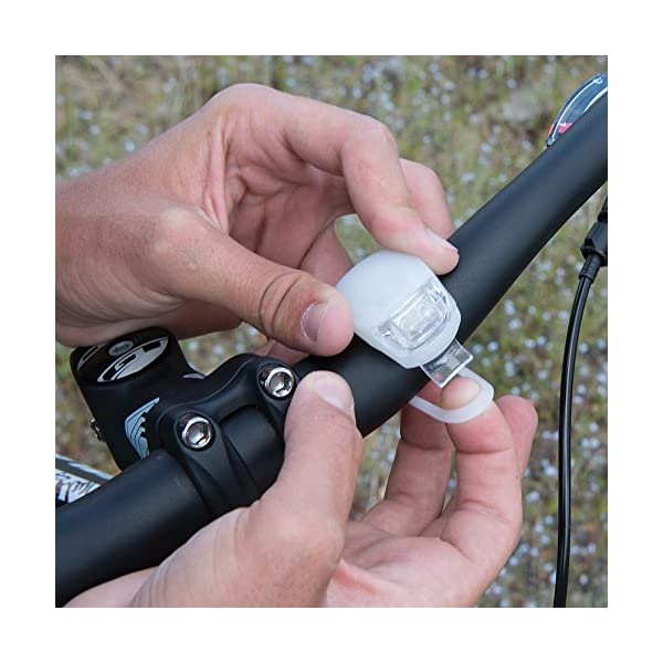 clip on led bike lights uk for sale