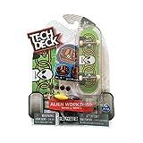 Tech Deck Fingerboard 96mm - Alien Workshop Series 4 (Alien Workshop Series 4 Green)