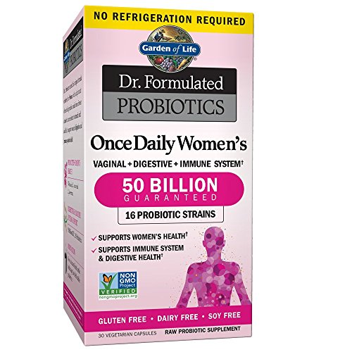 Garden of Life Dr. Formulated Once Daily Women's