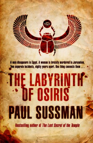 The Labyrinth of Osiris by [Sussman, Paul]
