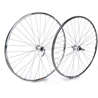 Tru-build Wheels RGH970 - Rueda delantera para bicicleta (para freno de disco,