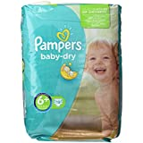 Pampers Baby Dry couches Extra Large, couches Taille 6  + , 19