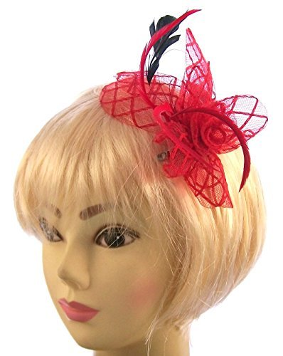red-criss-cross-fascinator-for-special-occasions