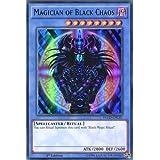 YuGiOh : YGLD-ENC01 1st Ed Magician of Black Chaos Ultra Rare Card - ( Yu-Gi-Oh! Single Card )