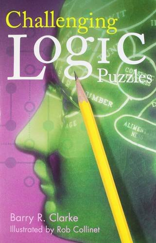 Challenging Logic Puzzles (Official Mensa Puzzle Book) (Paperback)