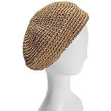 LMZXH M Sombrero del Casquillo De La Boina del Vintage De Los Sombreros De  La Boina De dfb533d8f87