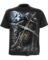 Spiral Symphony Of Death T-Shirt black