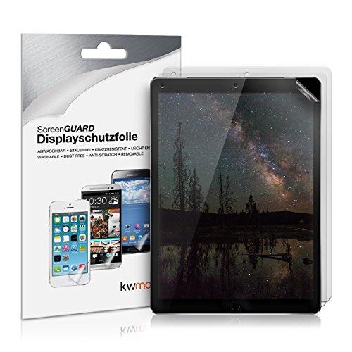3x kwmobile Folie matt für Apple iPad Pro 12,9