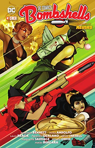 DC Comics Bombshells vol.