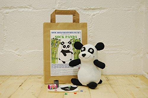 (Socke Panda Craft Kit)