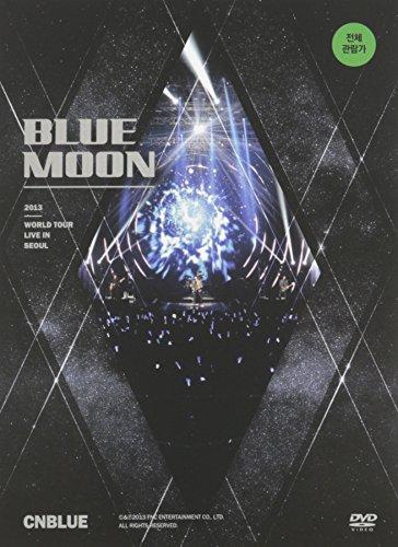 2013 Cnblue Blue Moon World Tour Live In Seoul [DVD] [Region 1] [NTSC] [US Import] (Cnblue Dvd)