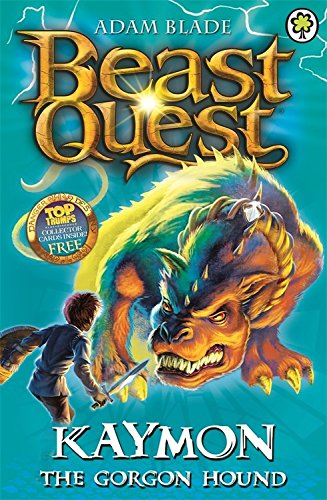 16: Kaymon the Gorgon Hound (Beast Quest)