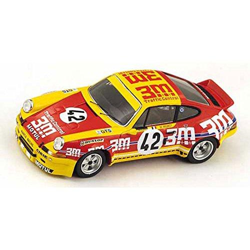 Spark - S3397 - Porsche 911 Carrera Rsr - Le Mans 1973 - Échelle - 1/43
