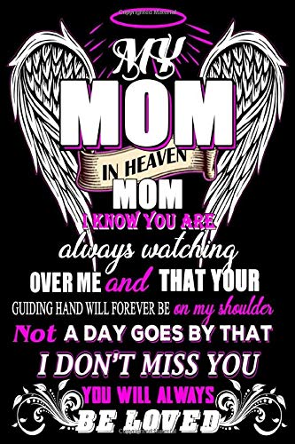 A Message To My Mom In Heaven T Shirt Mother's Day New 6' X 9'