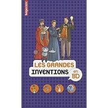 Les grandes inventions en BD: Images Doc