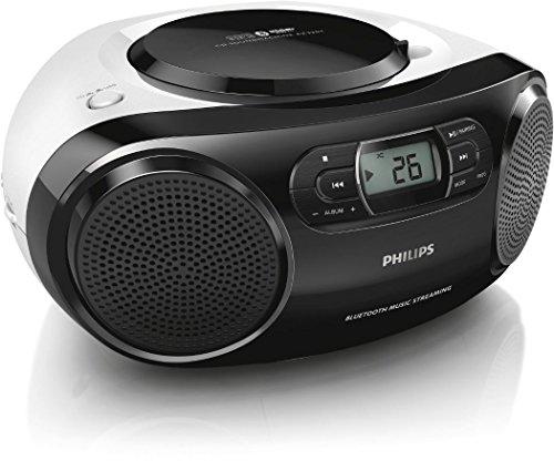 Philips AZ330T Boombox (Black)