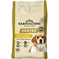 Harrington's Complete Grain Free Pet Food, 15 kg