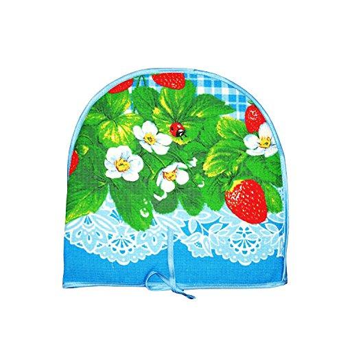 Teekannenwärmer, Erdbeeren