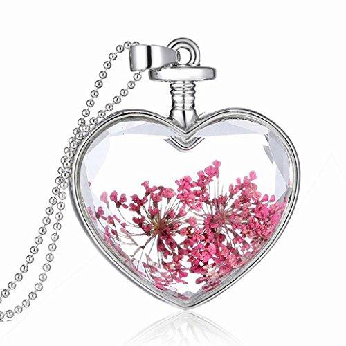 mujer-increible-fragancia-adorno-collar-racimo-claro-de-cristal-de-perfume-botella
