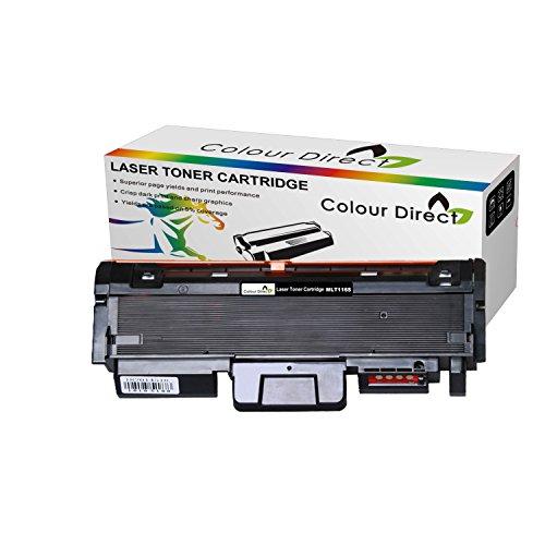 Colour Direct Compatibile Cartuccia del tonico Sostituzione Per Samsung MLT-116L - Express SL- M2625 M2625D 2626 2825 2825DW 2826 M2675 2676 2875 2875FW 2875Fd 2876 Stampanti- 3,000 Pagine (at 5% Coverage)