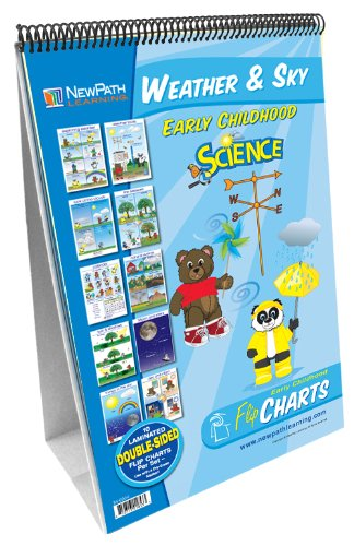 Sky Chart (NewPath Learning Weather and Sky Curriculum Mastery Flip Chart Set, Early Childhood)