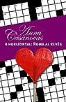 4 Horizontal: Roma al revés