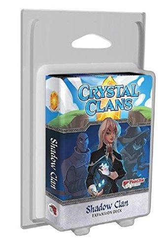 Plaid Hat Games PHG1701 Shadow Expansion Deck: Crystal Clans Mehrfarbig -