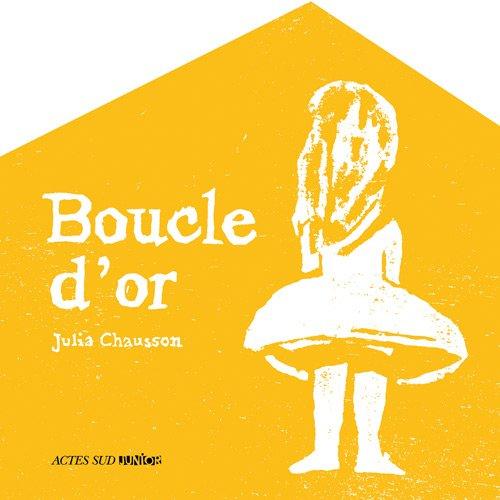 Boucle d'or par Julia Chausson