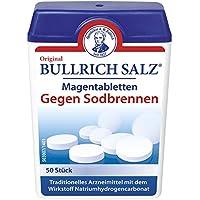 Bullrich Bullrich Salz Magentabletten, 50er preisvergleich bei billige-tabletten.eu