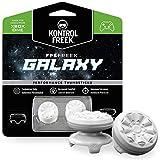 KontrolFreek FPS Freek Galaxie Blanc pour Manette Xbox One | Manette Performance | 1 Taille Haute, 1 Taille Moyenne | Blanc