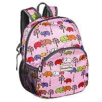 TeMan Nursery Children Toddler Backpack Rucksacks Kindergarten Cartoon Schoolbag for Kids Baby