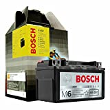 Bosch batería 12 V x 6 A, YTZ7S de BS Dimensiones: 113 x 70 x 105