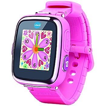 Vtech – Smart Watch DX 2016, montre interactif rose