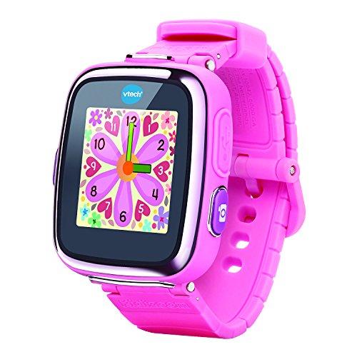 VTech - Kidizoom Reloj Inteligente Interactivo DX, Color Rosa, versión española (3480-171617)