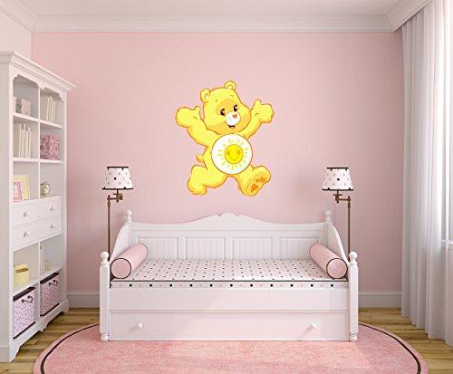 Sunny Bear Wallart Certified Freak 85 x 100 (Care Bear Glücklichen)