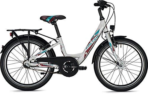 Unbekannt Kinder-/Jugendrad Falter FX 203 ND Wave 20' Rh 28cm 3G Rücktritt, Farben:Pink Metallic-Glanz