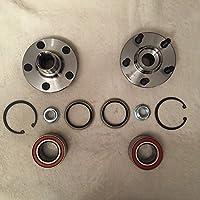 NTY 2x Cuscinetto ruota anteriore & Hub montaggio 4670292AF