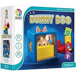 Smart Games- Bunny Boo Juego de Madera, (SG037)