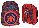 Zaino scuola spiderman bambino